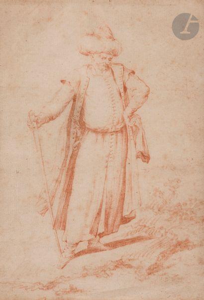 Attribué à Louis de SYLVESTRE (Sceaux 1675...
