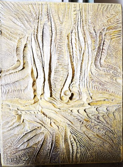 Roger DESSERPRIT (1923-1985)  Composition,...