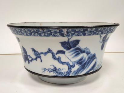 CHINE pour Vietnam, XIXe siècle Bol en porcelaine...