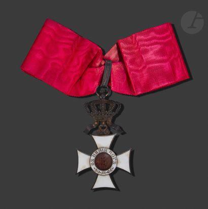 BULGARIE ORDRE DE SAINT ALEXANDRE Croix de...