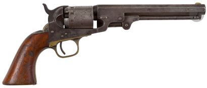 Revolver Manhattan, cinq coups, calibre 36...