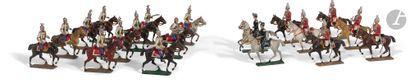 LUCOTTE CBG 19 cavaliers: 11 chevaliers...