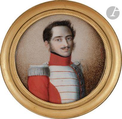 Joseph Damien KAPPELER (1792-1871) École...