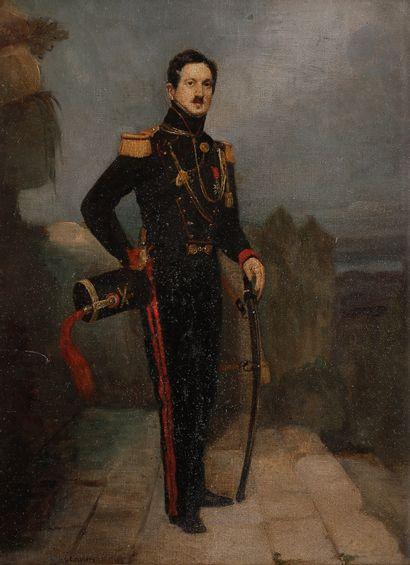 Charles-Philippe Auguste LARIVIÈRE (1798-1876)....