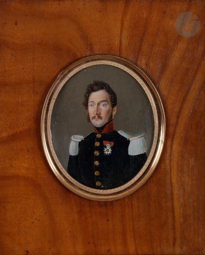 Jean-Baptiste Joseph DUCHESNE (1770-1856)....