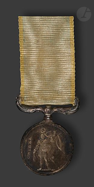 GRANDE-BRETAGNE Médaille de Crimée, en réduction,...
