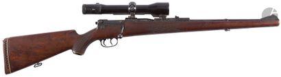 Carabine à verrou Mauser modèle 66, calibre...