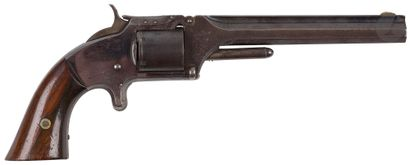 Revolver Smith & Wesson n°2 Old Army, six...