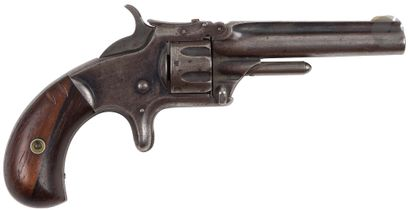 Revolver Smith & Wesson n°1 3e issue, sept...