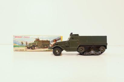 DINKY TOYS  Half-track M3, ref. 822, boîte...