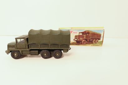DINKY TOY   Berliet camion militaire Gazelle,...