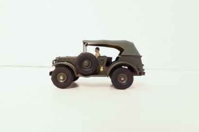 DINKY TOYS  Dodge WC 56 Command Car, ref....