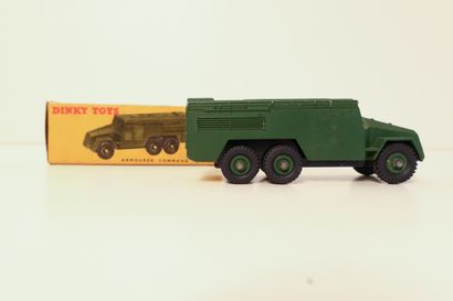 DINKY TOYS  Armoured command vehicule, ref....