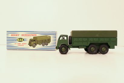 DINKY SUPERTOYS  10-Ton Army truck, ref....