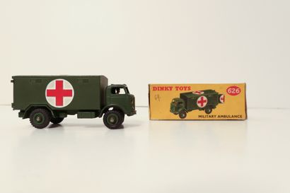 DINKY TOYS  Military ref. 626, boîte (petites...