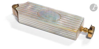 FRANCE VERS 1830 Porte-cachet (wax seals...