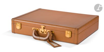 HERMES Paris Made in France Attaché case...