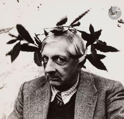 Irving Penn (1917-2009) Giorgio De Chirico....