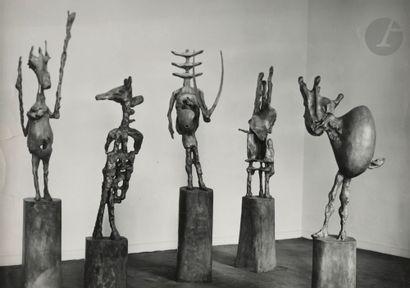 Brassaï (Gyula Halász, dit) (1899-1984) Oeuvres...