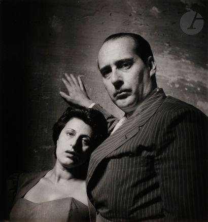 *Irving Penn (1917-2009) Roberto Rossellini...