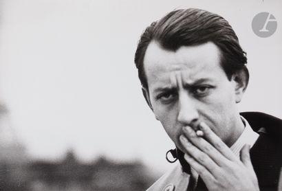 Gisèle Freund (1908-2 000) André Malraux....