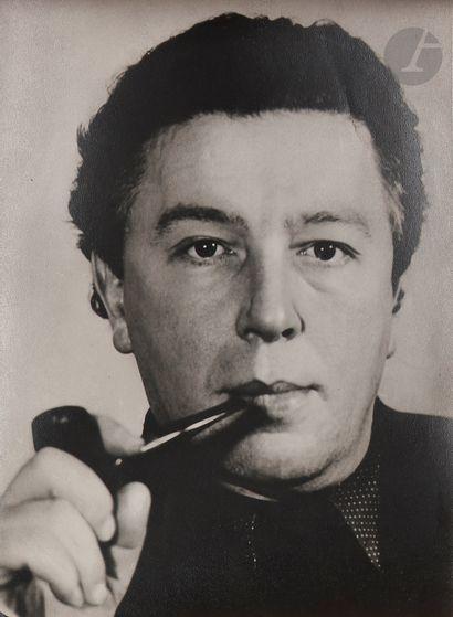 Gisèle Freund (1908-2 000) André Breton....