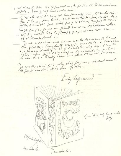 Edy LEGRAND (1892-1970). 54 L.A.S., 1951-1970,...