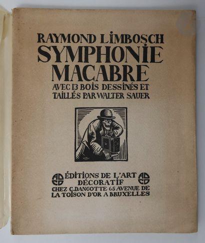 LIMBOSCH (Raymond) - SAUER (Walter). Symphonie...