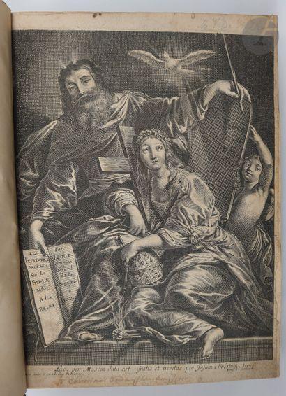 GIRARD (Antoine). Les Peintures sacrées sur...