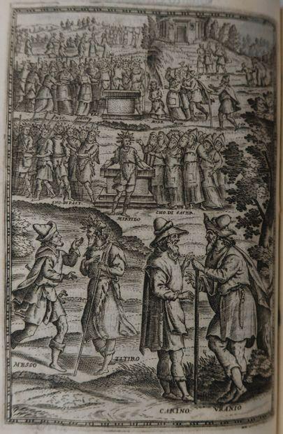 GUARINI (Giovanni Battista). Il Pastor fido....