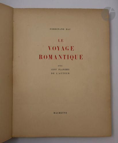 BAC (Ferdinand). La Femme intime. Album absolument inédit. Préface de Marcel Prévost....