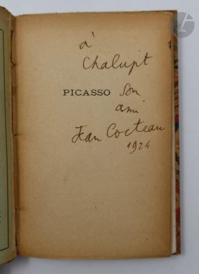 COCTEAU (Jean). Picasso. Paris : Librairie...