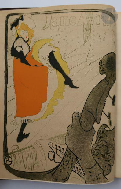 JOYANT (Maurice). Henri de Toulouse-Lautrec....