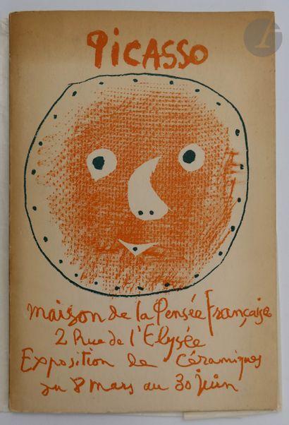 PICASSO (Pablo). Cent cinquante céramiques...