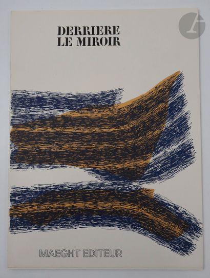 [UBAC (Raoul)]. Derrière le miroir. Paris...