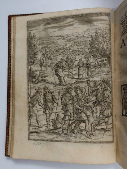 GUARINI (Giovanni Battista). Il Pastor fido. Tragicommedia Pastorale. Venise : Giovanni...