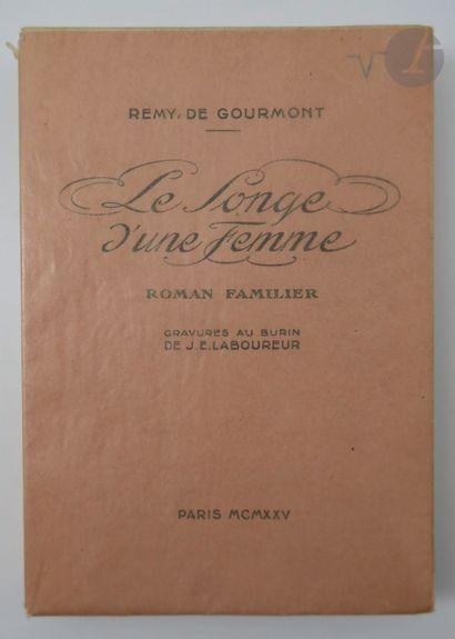 GOURMONT (Remy de) - LABOUREUR (Jean-Émile)....