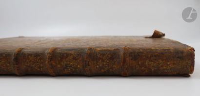 LA RUE (Jean-Baptiste de). Traité de la coupe des pierres, ou méthode facile et...