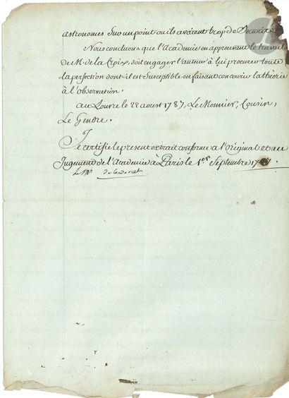 Jean-Antoine-Nicolas Caritat, marquis de...