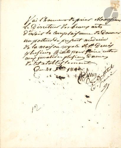 Dominique-Jean, baron LARREY (1766-1842)...