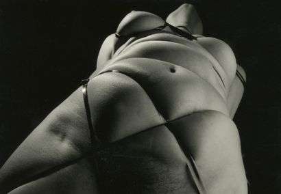 Jean-Pierre Rey (1936-1995) Bondage. Nus....