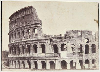 Photographe non identifié Rome, c. 1859....