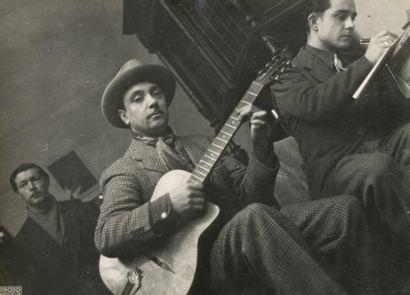 Willy Rizzo (1928-2013) Django Reinhardt,...