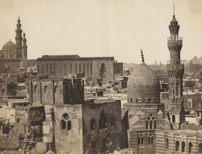 Wilhelm Hammerschmidt (c. 1830-1869) Égypte,...