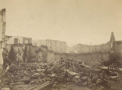 J. B. Gerst & V. Schmidt La guerre d'Alsace,...