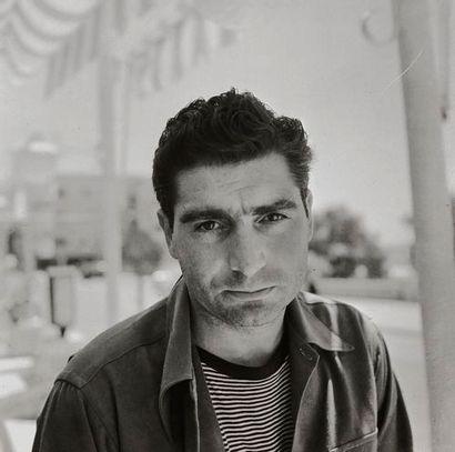 Paul Goldman (1900-1986) Robert Capa en Israël,...
