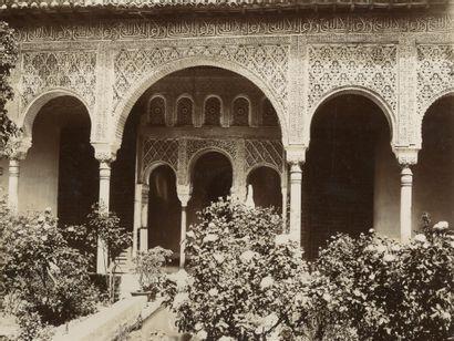Rafael Garzón (1863-1923) Espagne. Grenade,...