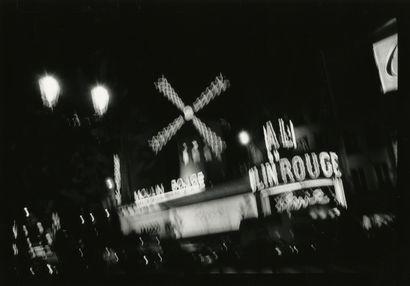 Milomir Kovacevic (1961) Paris by night,...