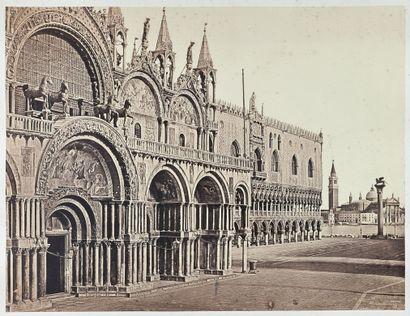 Domenico Bresolin (1814-1890) Venise, c....