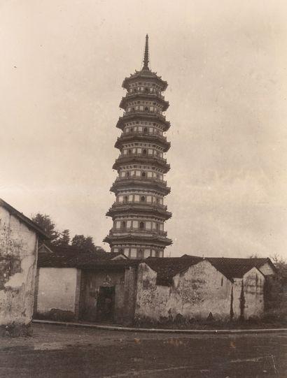Photographe non identifié Chine, Canton (Guangzhou),...
